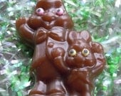 Easter Soap - Chocolate Bunny Buddies Soap - Kids Soap