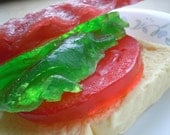 Bubbly Bacon Lettuce and Tomato BLT Soap - Fathers Day