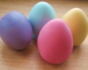 Easter Egg Soap - Eggs-tra Special Colored Vegan Egg Soaps - Easter Soap - Egg Soap - Novelty - Spring - Easter Basket - Kids Soap