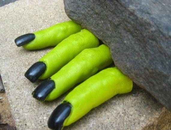 Wonderfully Witchy Finger Soap - Halloween