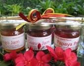 Tropical Jam Variety Pack - Mango, Guava, Papaya