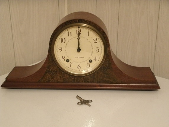 1940s Seth Thomas Mantel Clock