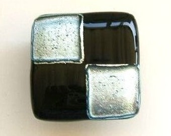 Black and Silver Glass Tile, Floor Tile or Glass Swimming Pool Tile