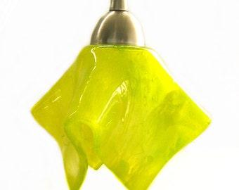 Chartreuse Modern Pendant Light Kitchen Island Lighting