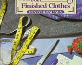 2 Sewing Books, Making Patterns from Finished Clothes, and Just Like Mommy