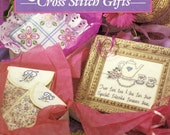 Cross stitch book,  Quick and Easy Cross Stitch Gifts
