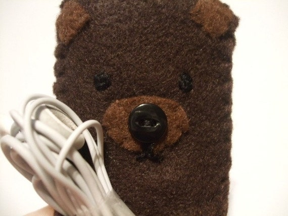 Grizzly Bear iPod Nano Cozy