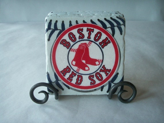Boston Red Sox Coasters