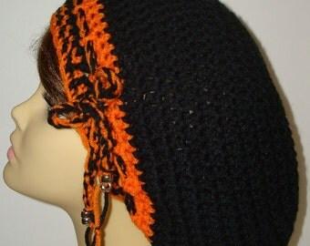 Unisex Hand Crochet Holiday Slouchy Retro Rasta Tams/Women's Beret/Men Tam/Accessories/Fall Fashion/Spring/Slouchy Hat/Slouch Hat/Men Beret