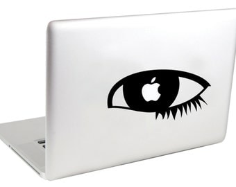 Apple Of My Eye MacBook Decal by Suzie Automatic