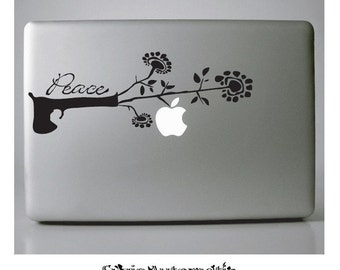 Kasmir's Peace Laptop Decals by Suzie Automatic