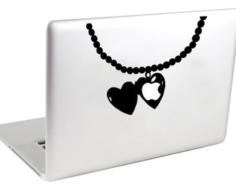 Locket MacBook Decal by Suzie Automatic