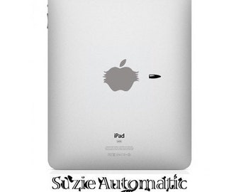 Dr. Edgerton's Apple iPad Vinyl Decal
