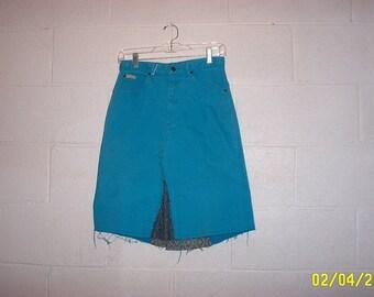 Godet Skirt by Elizabeth and Daughters 05