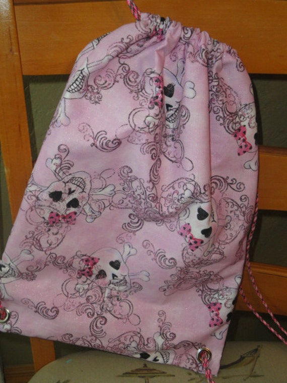 Private Listing for ChasityCN851 - Drawstring Back pack.