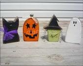 Halloween Character Blockhead set