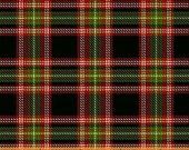 Black Christmas Plaid (30866-3) - BTY - Windham Fabrics