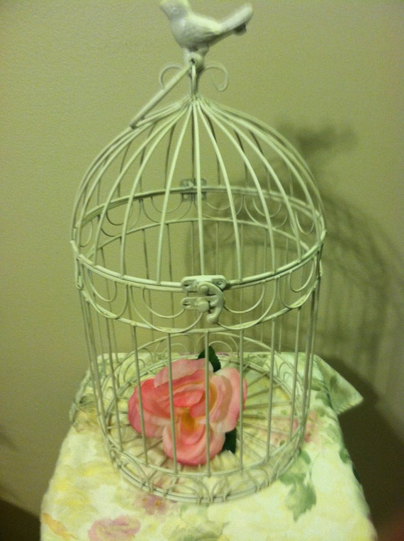 Birdcage, Metal Birdcage - LASt OnE in THis STyLE