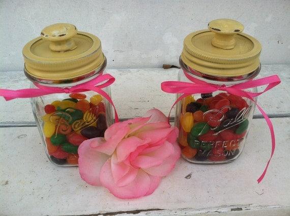 Jars, Ball Mason Jars, Easter Gift