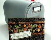 Celebrate Quilted Postcard Fabric