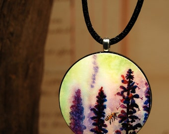 Tiny Bits of Nature - Busy Bee - Necklace - Large