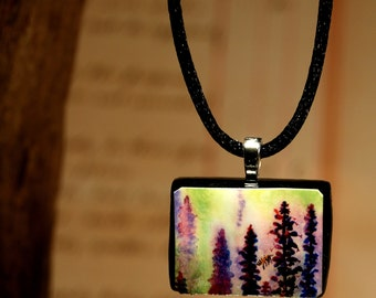 Tiny Bits of Nature - Busy Bee - Necklace - Small
