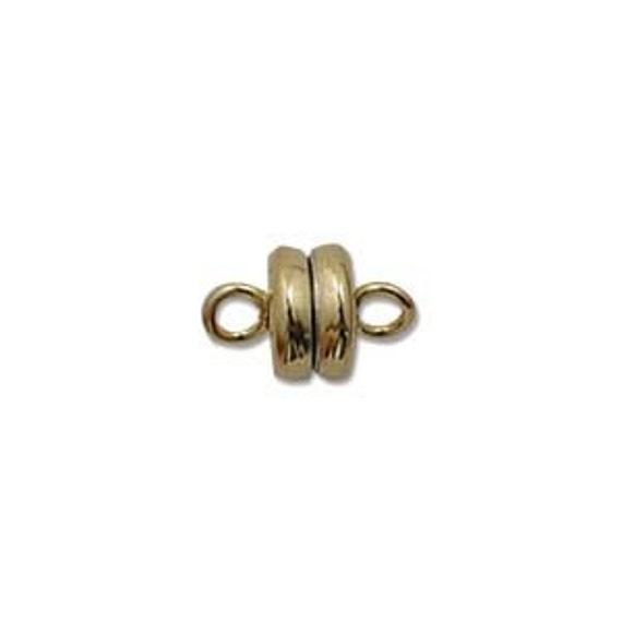 Attention Patty, Magnetic Clasp 20 sets gold color
