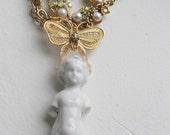 SALE-Metamorphosis necklace
