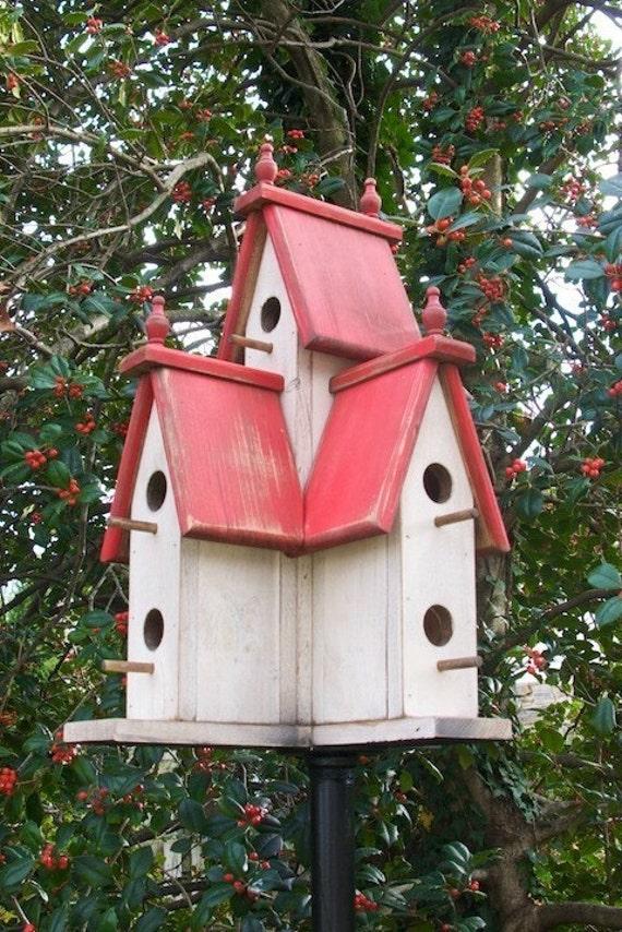 Large Victorian Birdhouse