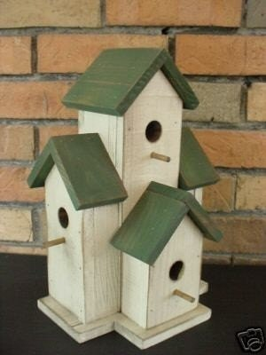 Small condo birdhouse for Small condo plans