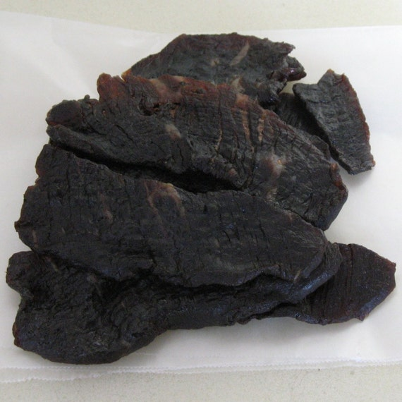 Chili Lime Gourmet Beef Jerky - 1/4 lb.