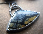 Joshua Tree Necklace by Shelby Evans