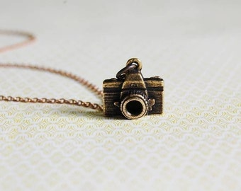 The Photographer Necklace