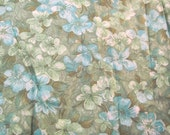 "Vintage cotton Fabric 1 yard x 34"" wide more available SALE"