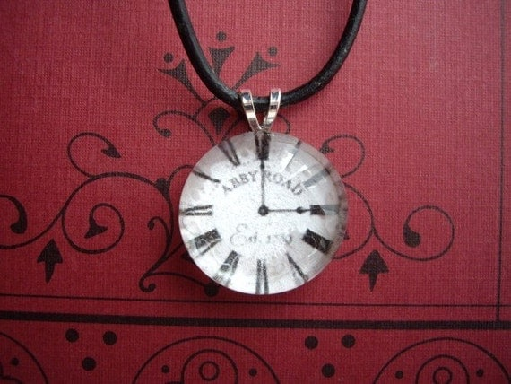 Abbey Road Timepiece Necklace