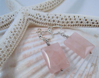 Heirloom Rose Earrings