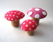 The Terrific Toadstool PDF pattern and instructions --INSTANT DOWNLOAD--