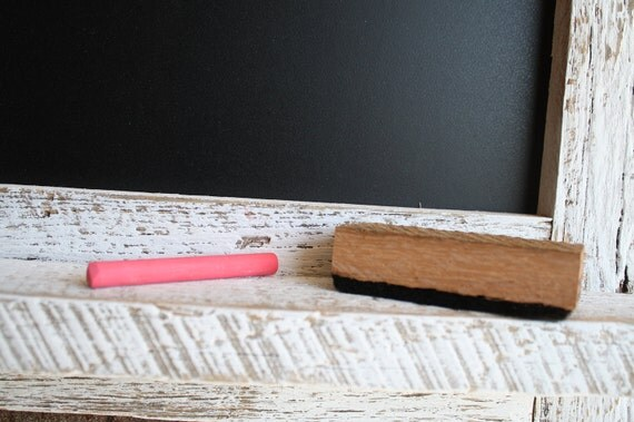 Handmade Rustic Barn Wood Eraser