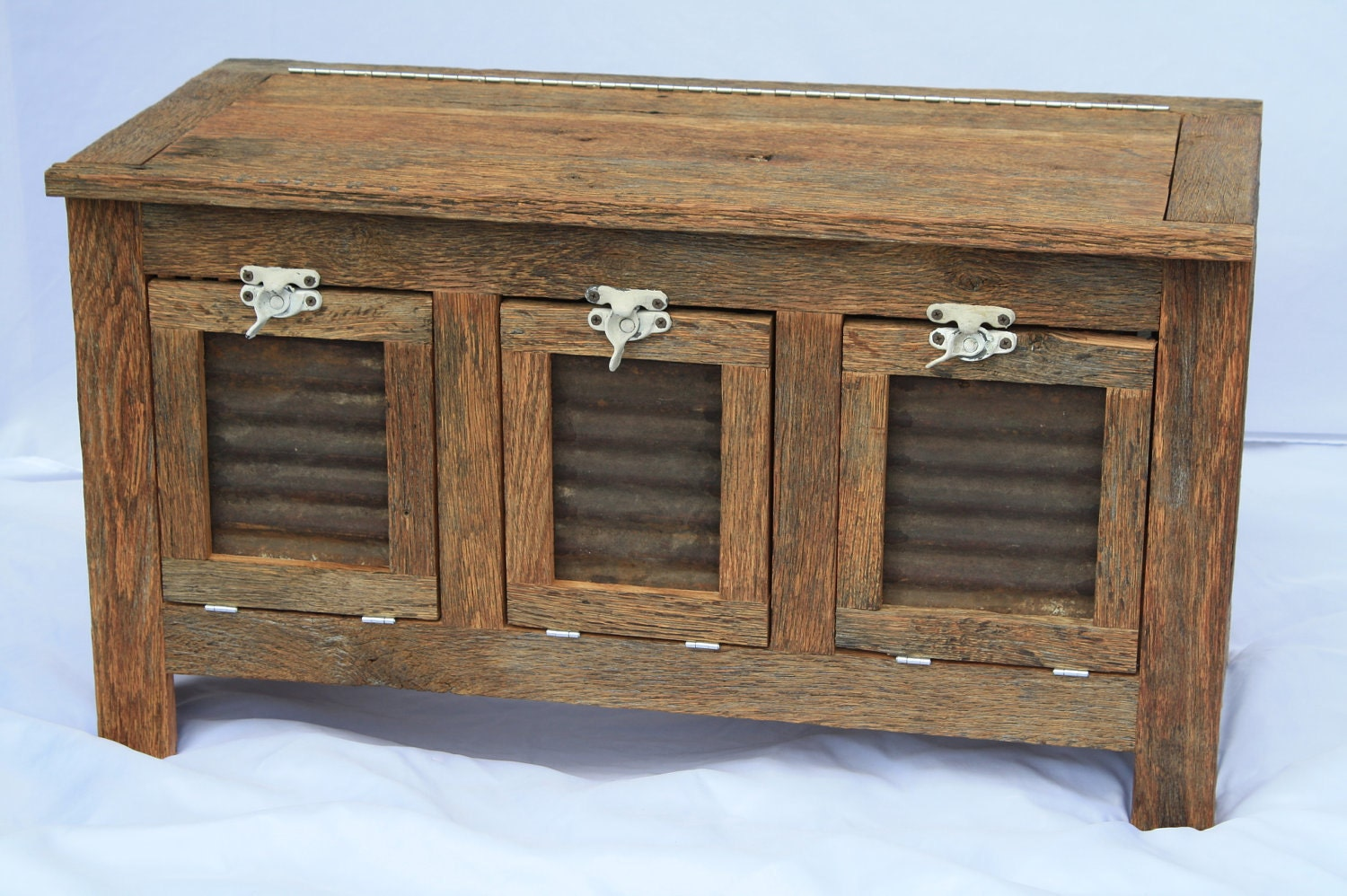 Your Made To Order Small Barn Wood Bench Or Storage Chest Free