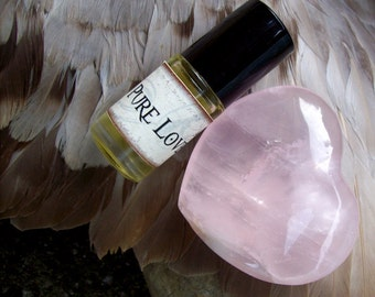 Pure Love- Inspire Tenderness- Pure Artisan Perfume Oil 10ml