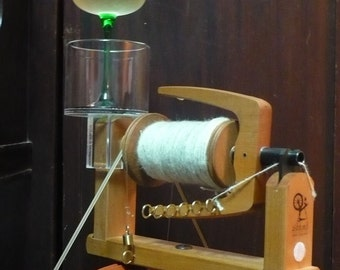 Ashford Kiwi Spinning Wheel Cup Holder
