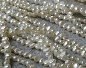 Creamy White Baby Potato Pearls