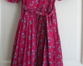 Laura Ashley Vintage 1980's dress