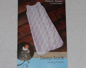 sleep sack pattern- ready to ship