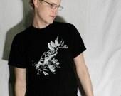 Tshirt - Leafy Sea Dragon - American Apparel 'Standard American' Fine Jersey Short Sleeve T-shirt