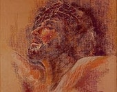 Jesus,  Christ,  Crucified,  Crown of Thorns,  Forgiven,  Easter,   Father Forgive Them