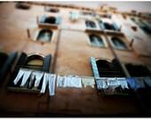 Lavanderia Giorno - 8x10 Fine Art Photo Print - Venice, Italy