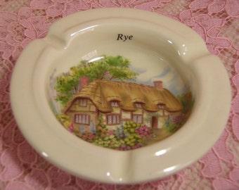 Brixham English Pottery Ashtray