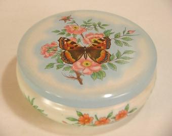 Butterfly Tin Box