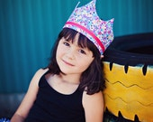 Eloise Fabric Crown